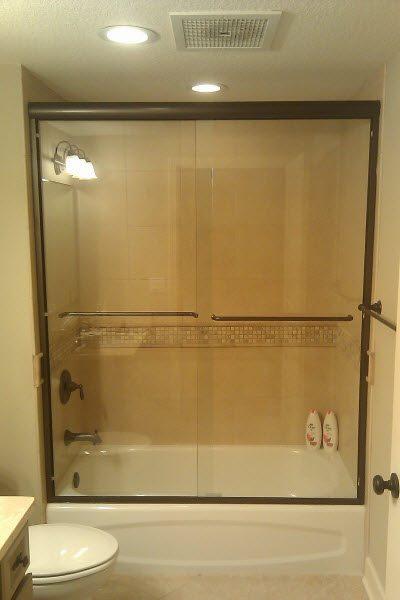 Sliding Bath & Shower Enclosures Image